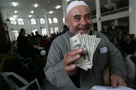 Gaza-cash