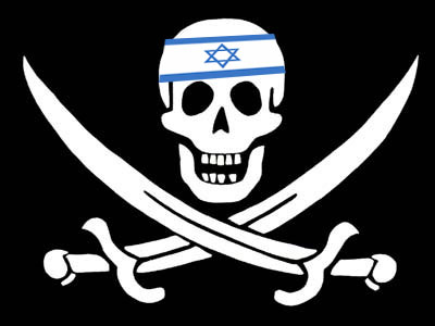 Zionist-pirate