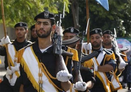 Hamasparade