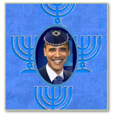 Obama-hanukkah