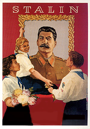 Stalin-with-kids