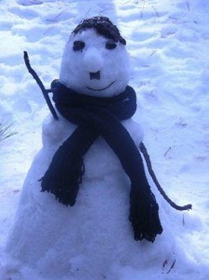 Hitler_Snowman