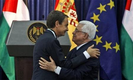 Abbas-zapatero