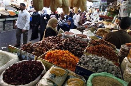 Gaza-apricots