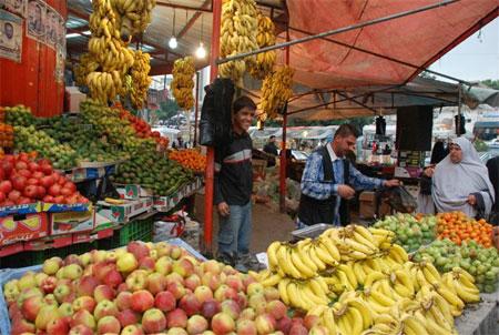 Gaza-market