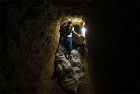 Gaza-smuggler