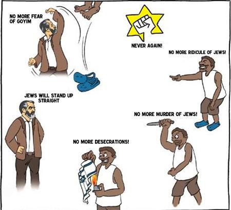 Kahane-comic