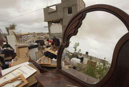 Hamas-ruins