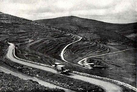 Jerusalem-road