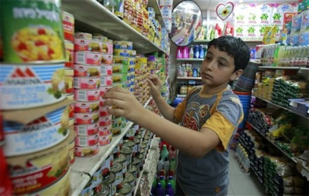 Gaza-food9