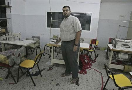 Gaza-sweatshop