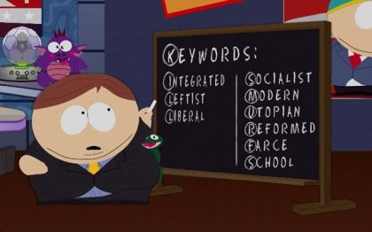 Cartman-beck