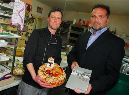 Austria-cake