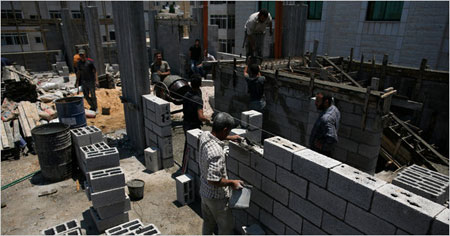 Gaza-bricks