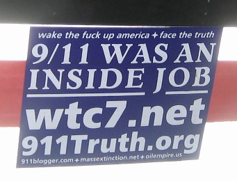 911-conspiracy-sticker
