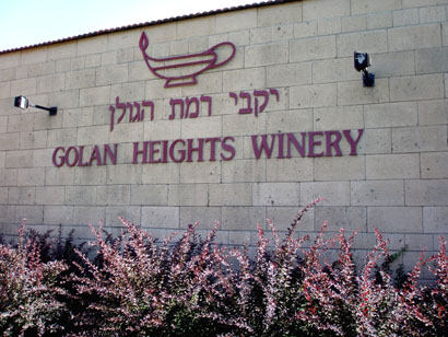 Golan-winery