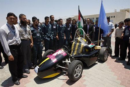 Gaza-car