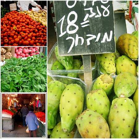 Israel-produce