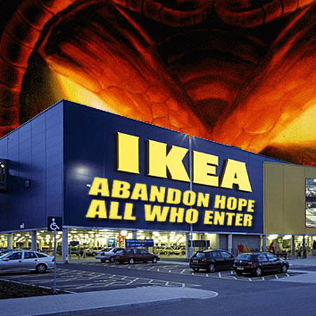 Ikea-evil