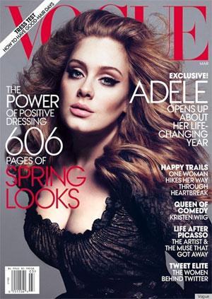 Vogue-adele