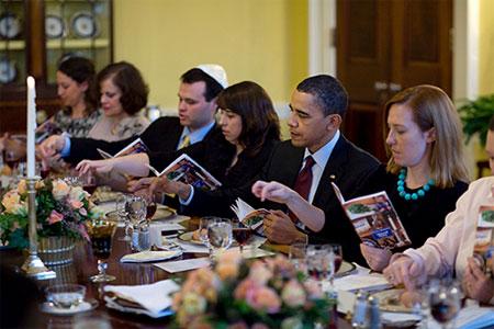 Obama-seder
