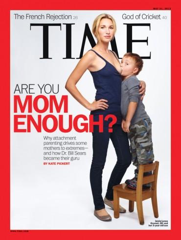 Mom-enough