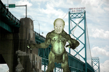 Bridge-troll