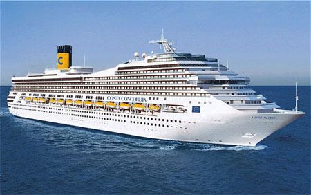 The Vicious Babushka SHIP OF FAIL Comparing The Titanic To - Modern cruise ship compared to titanic