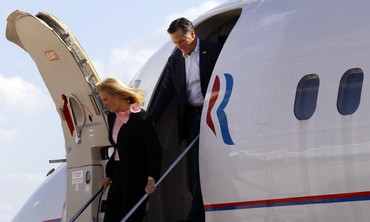 Romneyplane