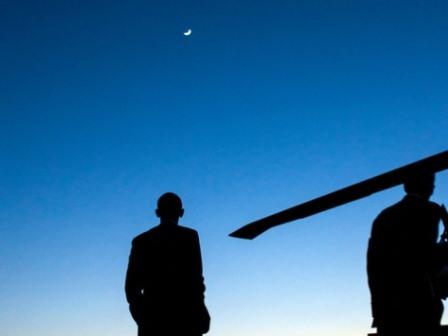 Obama-space