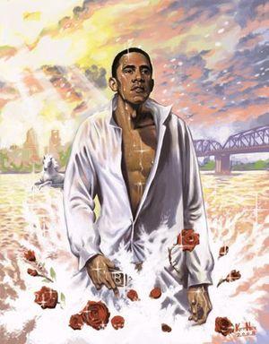 Obama-roses