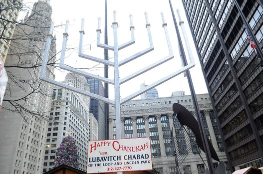 Menorah-chicago